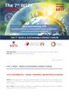 WSEF 2017 Detailed Program